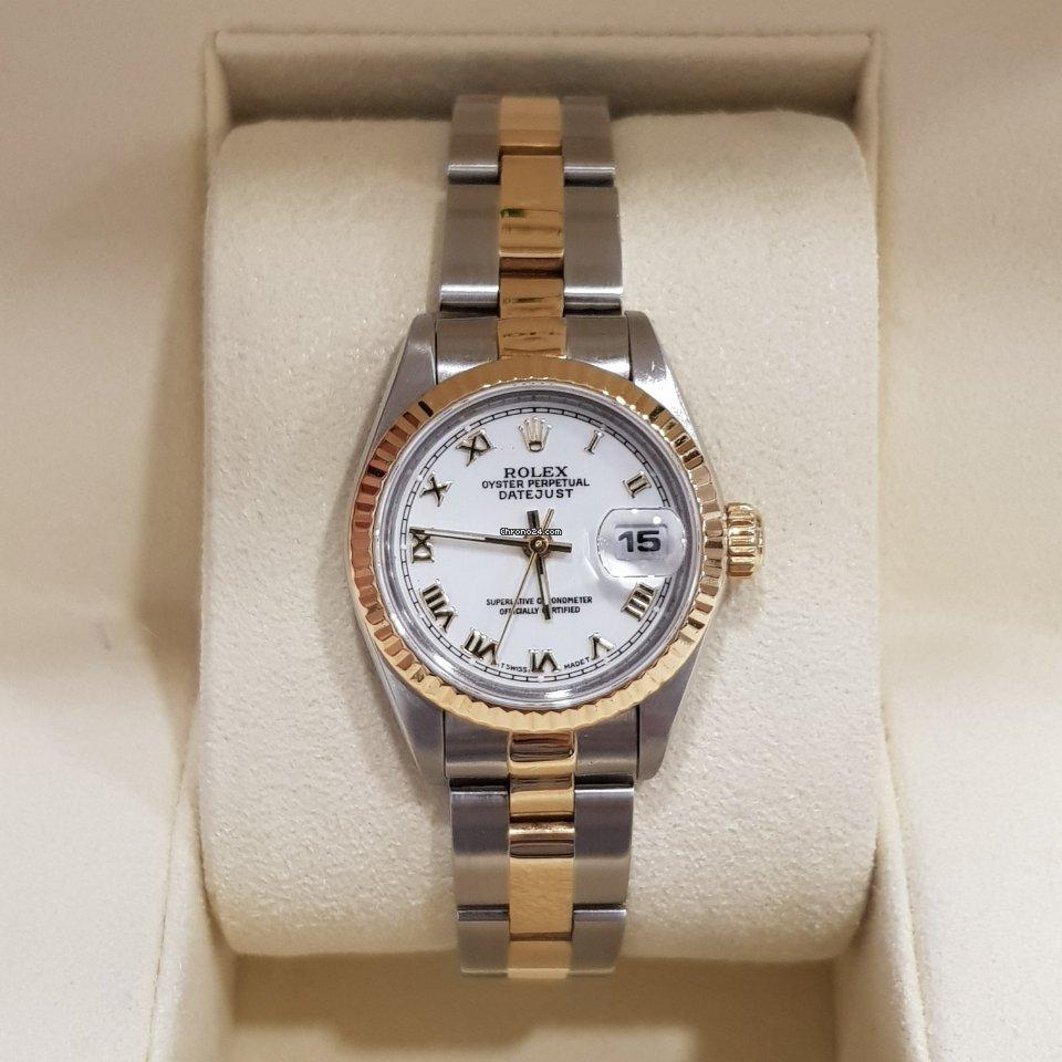 Rolex Lady-Datejust 69173 1995 használt