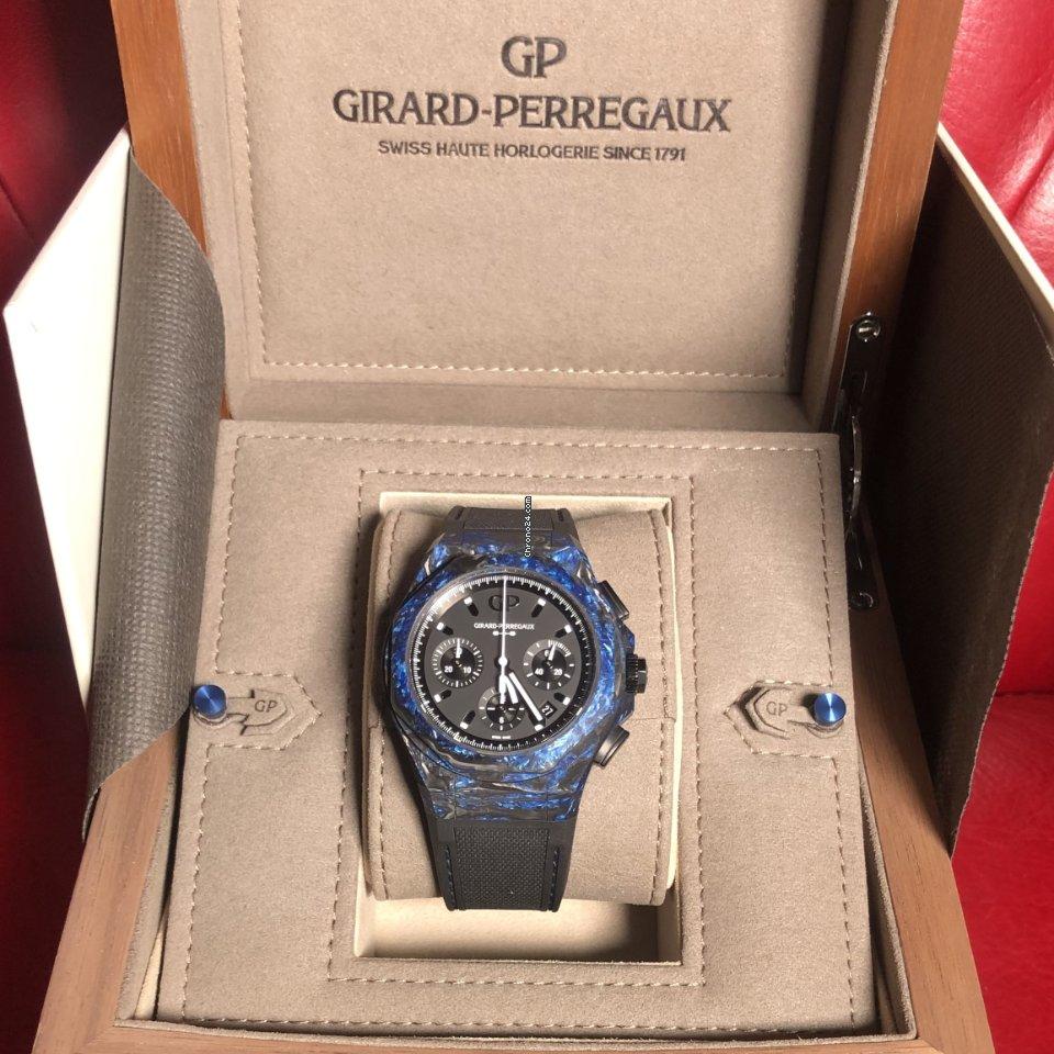 Girard Perregaux Laureato 81060-36-691-FH6A 2021 new