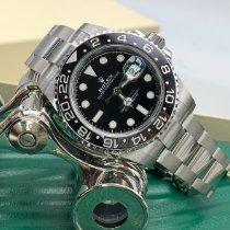 Rolex GMT-Master II 116710LN Ongedragen Staal 40mm Automatisch