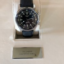 Longines Legend Diver Steel 42mm Black Arabic numerals United States of America, Wisconsin, Madison