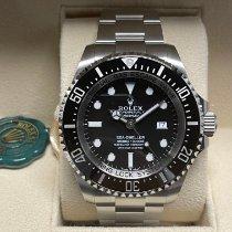 Rolex Sea-Dweller Deepsea Acero 44mm Negro Sin cifras España, Madrid