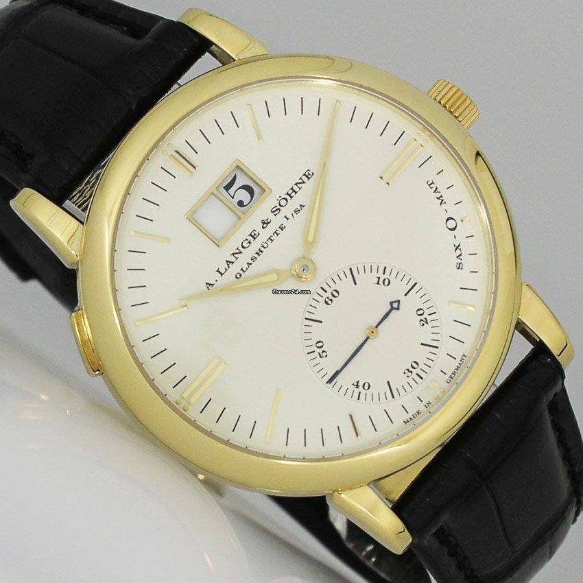 A. Lange & Söhne Langematik 308.021 1999 pre-owned