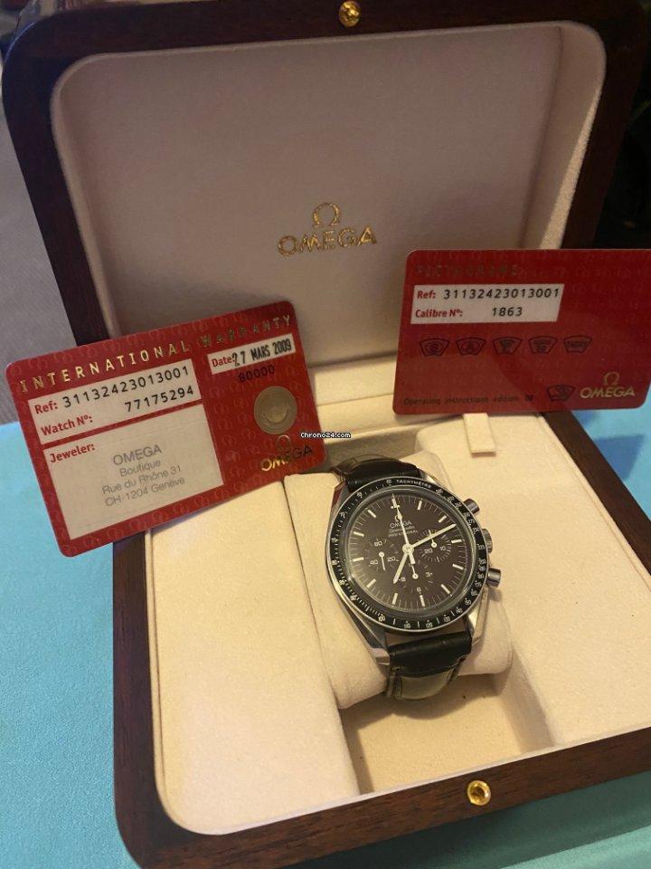 Omega Speedmaster Professional Moonwatch 311.32.42.30.13.001 2009 gebraucht
