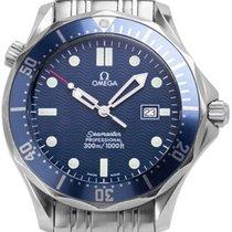 Omega Seamaster Diver 300 M Сталь 41mm