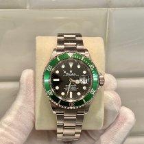 Rolex Submariner Date Steel 40mm Black No numerals United States of America, New York, great neck
