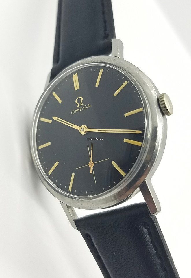 Omega 121.002-62 1962 pre-owned
