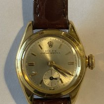 Rolex Oyster Perpetual usados 29mm Oro Piel