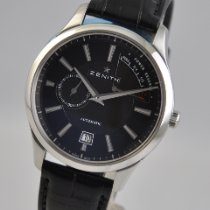 Zenith Captain Power Reserve new 2021 Automatic Watch with original box and original papers 03.2120.685/22.C493