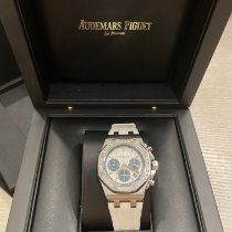 Audemars Piguet Royal Oak Offshore Lady Steel 37mm Silver No numerals United States of America, California, irvine