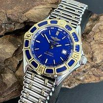 Breitling Lady J 31mm Blauw