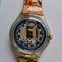 Swatch SAZ103 pre-owned