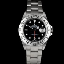 Rolex Explorer II Steel 40mm Black No numerals South Africa, Pretoria