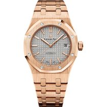 Audemars Piguet 15450OR.OO.1256OR.01 Rose gold Royal Oak Selfwinding 37mm pre-owned United States of America, Florida, Miami
