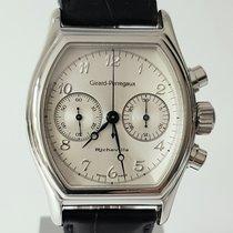 Girard Perregaux Richeville Steel 35mm Silver Arabic numerals