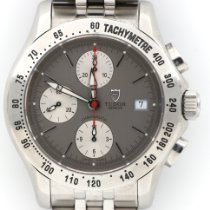 Tudor Chronautic Steel 41mm Grey No numerals
