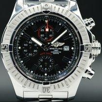 Breitling Chronomat 38 Steel 38mm Black No numerals United States of America, Florida