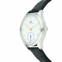 IWC Steel 40.4mm Automatic IW358303 new