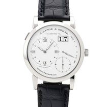 A. Lange & Söhne White gold 38.5mm Manual winding 101.039/LS1013AJ pre-owned