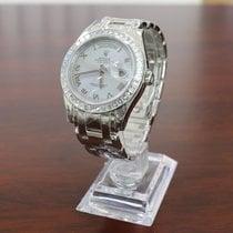 Rolex new Automatic 39mm Platinum Sapphire crystal
