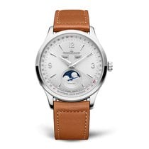 Jaeger-LeCoultre Master Control Date Steel 40mm United States of America, New York, New York