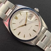 Rolex 6494 Steel 1958 Oyster Precision 34mm pre-owned