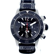 Jaeger-LeCoultre Master Compressor Diving Chronograph GMT Navy SEALs Q178T471 Very good 46mm Automatic United States of America, New York, New York