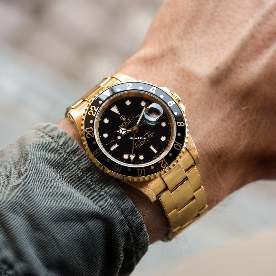 Rolex GMT-Master II 16718 1991 gebraucht