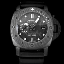 Panerai Luminor Submersible Carbon 47mm Black No numerals South Africa, Pretoria
