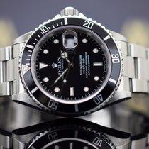 Rolex 16610 Acél 1990 Submariner Date 40mm használt