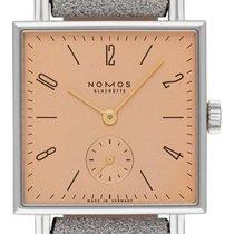 NOMOS Tetra new 2021 Manual winding Watch with original box and original papers 444