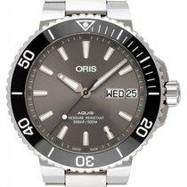 Oris Hammerhead Limited Edition 01 752 7733 4183-Set MB New Steel 45.5mm Automatic