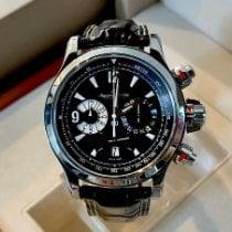 Jaeger-LeCoultre Master Compressor Chronograph Acero Negro