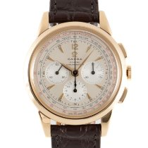 Omega Museum Red gold 39mm Silver