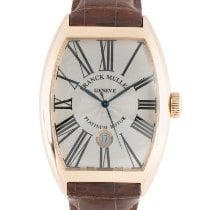 Franck Muller Casablanca 8880 SC DT Very good Red gold 46.5mm Automatic