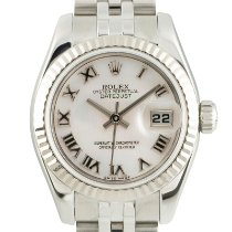 Rolex 179174 Gold/Steel 2005 Lady-Datejust 26mm pre-owned