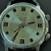 Poljot 29710 Bon Acier 35mm Remontage manuel