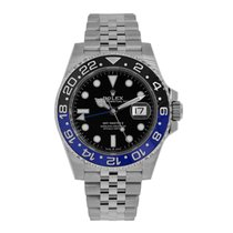Rolex 126710BLNR Steel 2019 GMT-Master II 40mm pre-owned United States of America, New York, New York