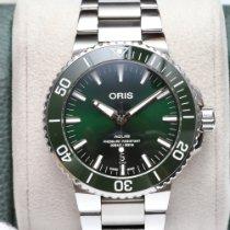 Oris Steel 43.5mm Automatic 01 733 7730 4157-07 8 24 05PEB new