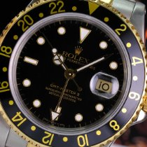 Rolex GMT-Master II Gold/Steel 40mm Black No numerals United States of America, California, Sherman Oaks