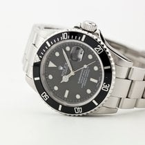 Rolex 16610 Steel 1990 Submariner Date 40mm pre-owned United States of America, New Jersey, Oradell