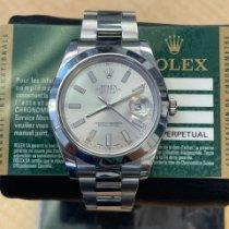 Rolex Datejust II Steel 41mm Silver United States of America, Florida, West Palm Beach