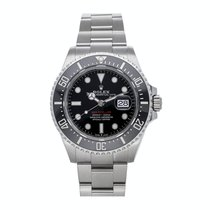 Rolex 126600-0001 Staal 2019 Sea-Dweller 4000 43mm