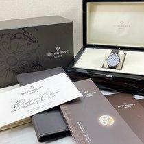 Patek Philippe 5120G-001 White gold 2011 Calatrava 35mm new