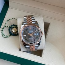 Rolex Datejust II Gold/Steel 41mm Grey No numerals Australia, perth