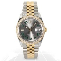 Rolex Datejust new 2021 Automatic Watch with original box and original papers 126283RBR