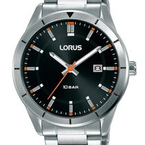 Lorus Aço 40mm Quartzo RH997LX9 novo