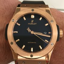 Hublot Rose gold 42mm Automatic 542.OX.1181.RX new