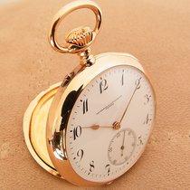 바쉐론 콘스탄틴 핑크골드 49mm 수동감기 Vacheron & Constantin Rose Gold Pocket Watch 중고시계
