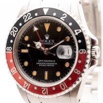 Rolex 16710 Otel 1991 GMT-Master II 40mm folosit România, Bucharest