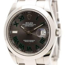Rolex Datejust II 126300 Muy bueno Acero 41mm Automático